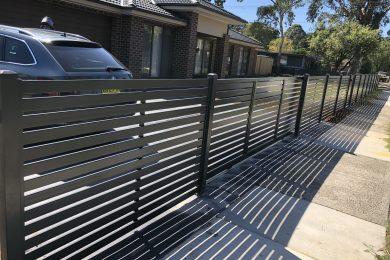 Aluminium Fence & Gates /
