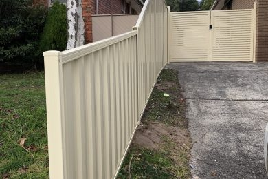 Colorbond Fence And Gates
